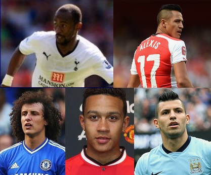 Foreign Premier League Players